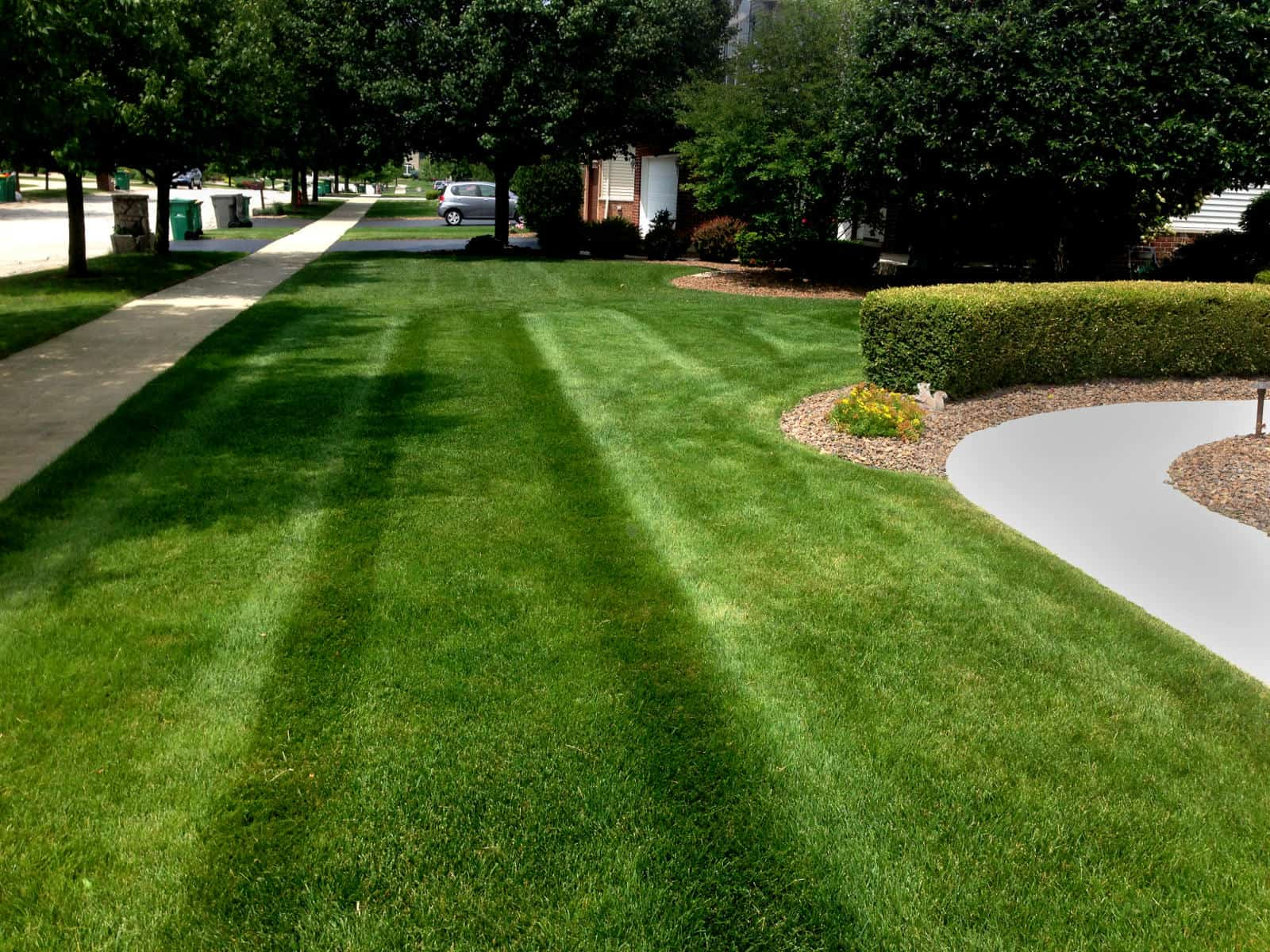Lockport, IL mowing services