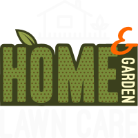 Home and garden light logo