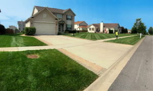 Shorewood, IL lawn mowing